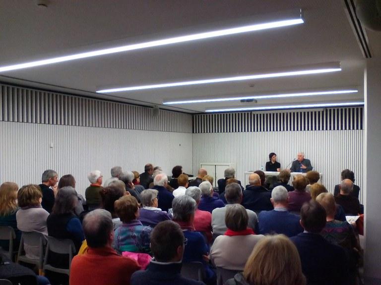 La biblioteca solsonina promou una conversa de Raül Garrigasait amb els lectors d''Els estranys'