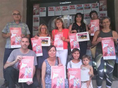 """La campanya """"Barris antics"""" premia deu clients del petit comerç solsoní i un establiment"""