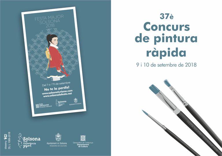 La Festa Major de Solsona repartirà 2.115 euros en premis dels concursos de pintura ràpida i fotografia