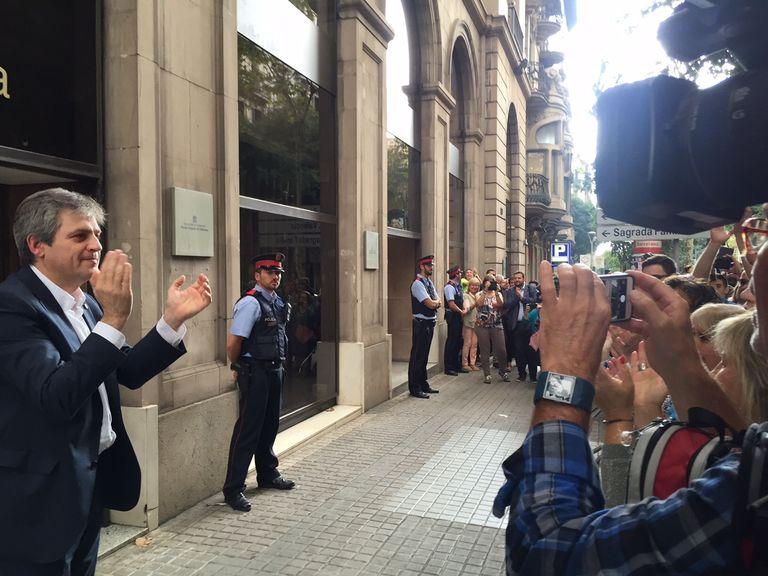 La Fiscalia Superior de Catalunya arxiva les diligències contra l'alcalde de Solsona per l'1-O