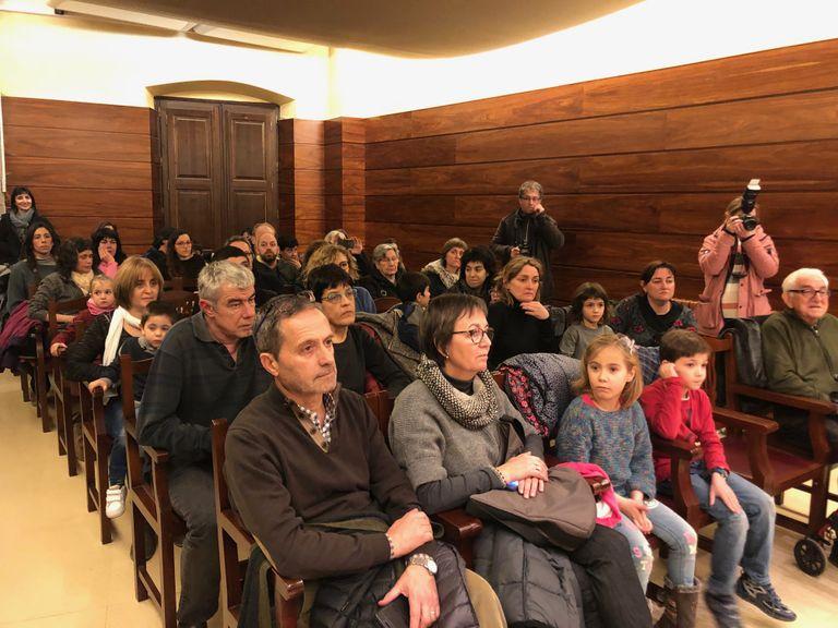 La regidoria de Cultura de Solsona reparteix 550 euros entre els participants al Concurs de pessebres