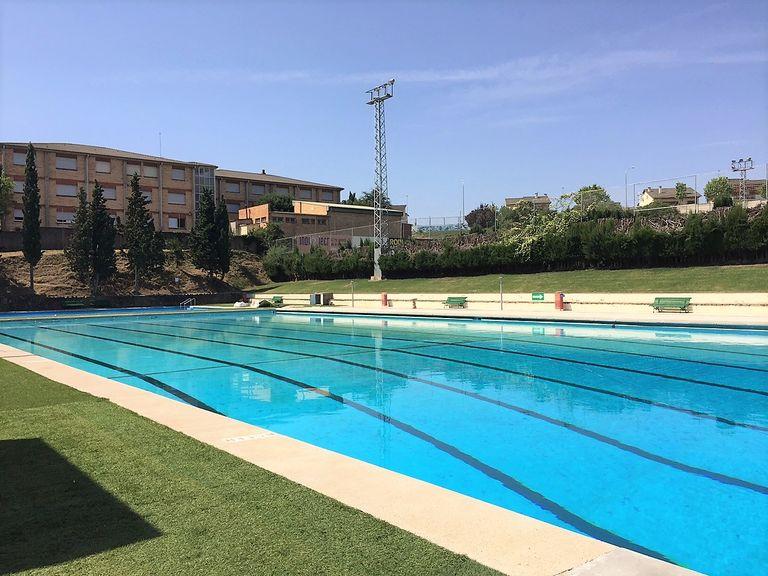Les piscines municipals de Solsona estrenaran la temporada amb millores a les instal·lacions