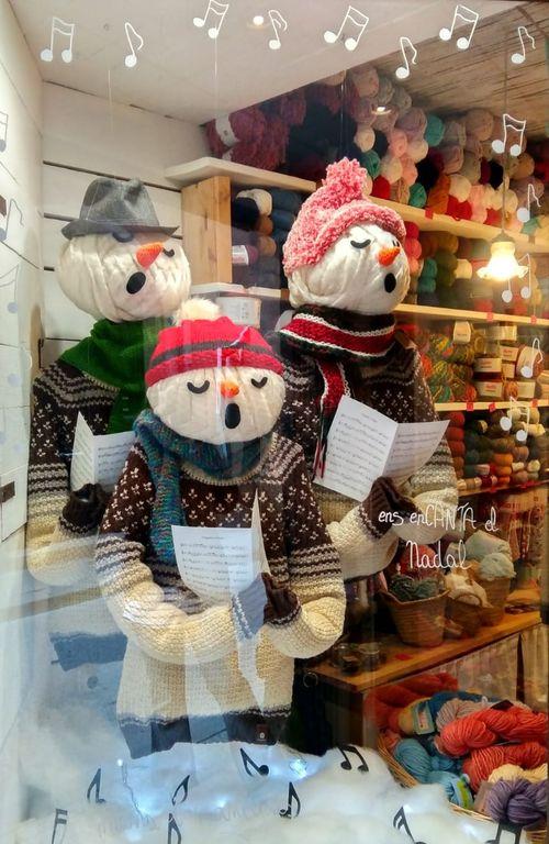 Mans i Mànigues és considerat el millor aparador nadalenc solsoní