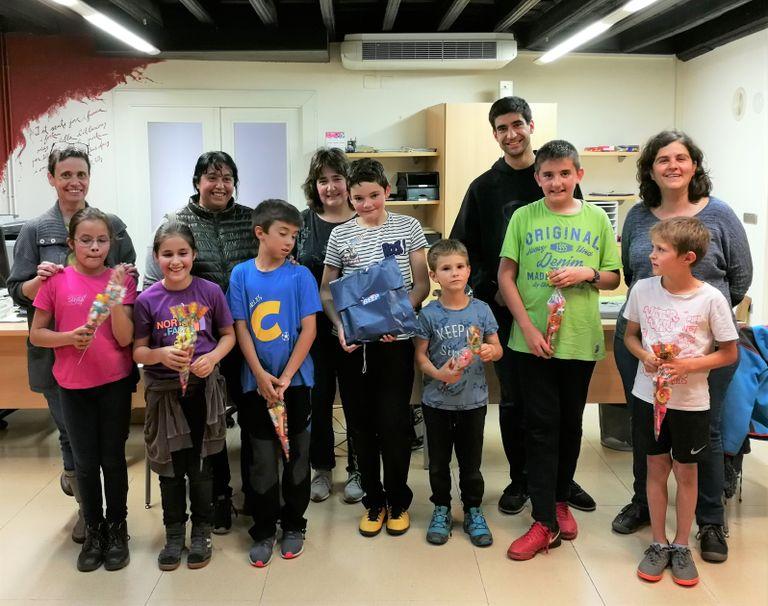 Marc Vilafranca guanya el concurs del web dels infants de Solsona