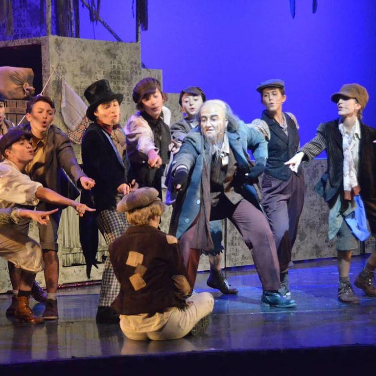 MTM porta a Solsona el seu darrer musical, 'Oliver!'