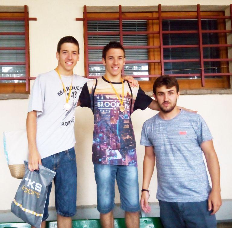 Nou rècord de participació a l'Hora de Resistència de Natació de les piscines municipals de Solsona