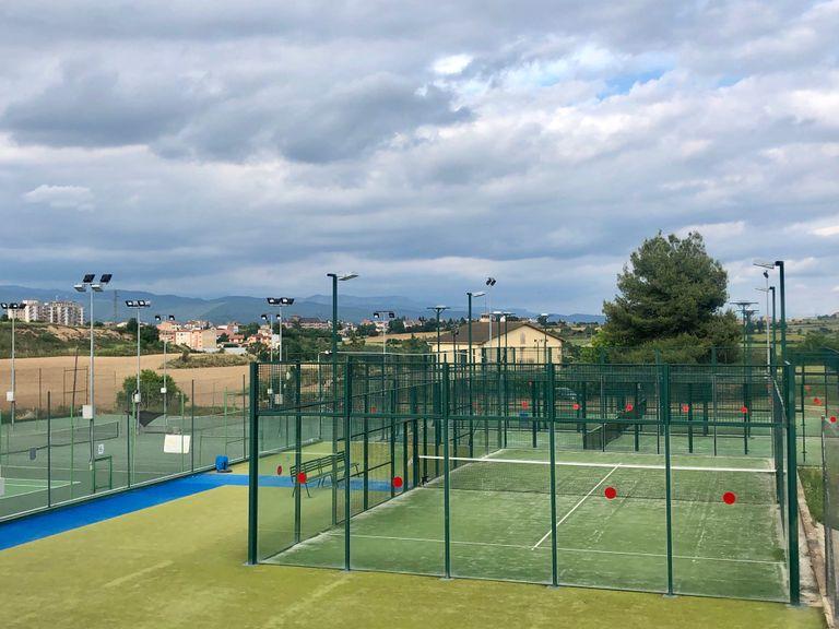 Noves reobertures d'equipaments esportius municipals de Solsona
