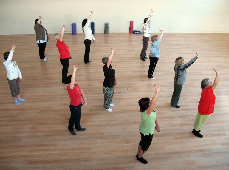 Places lliures al nou curs de salut i benestar a través del taitxí de Solsona