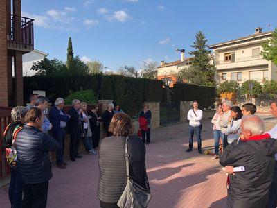 Programades quatre noves visites als barris de Solsona abans de final de mes