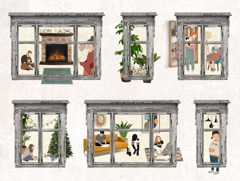 Raquel Estany torna a il·lustrar les festes de Nadal solsonines