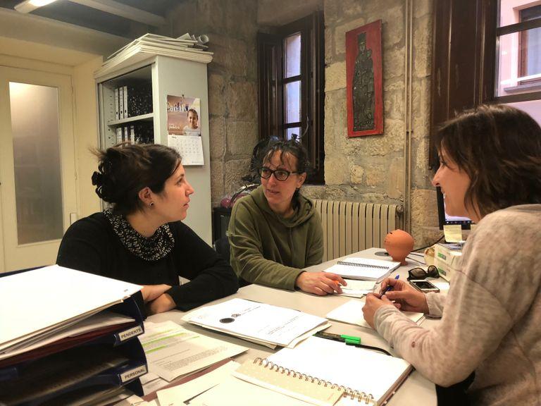 Sara Alarcón inicia la ronda de trobades ciutadanes 'Un cafè de regidoria'