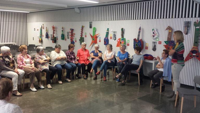Solsona allarga el curs de 'mindfulness' per a gent gran