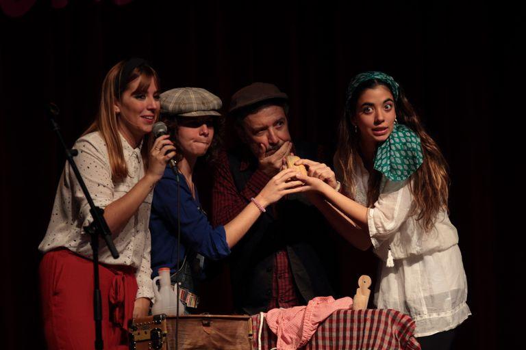 Solsona celebra el Dia Mundial de la Poesia amb un concert familiar a càrrec de la companyia de Toni Xuclà
