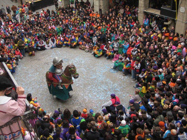 Solsona celebrarà la medalla de la ciutat per al Carnaval amb un tast de la festa el 17 de novembre