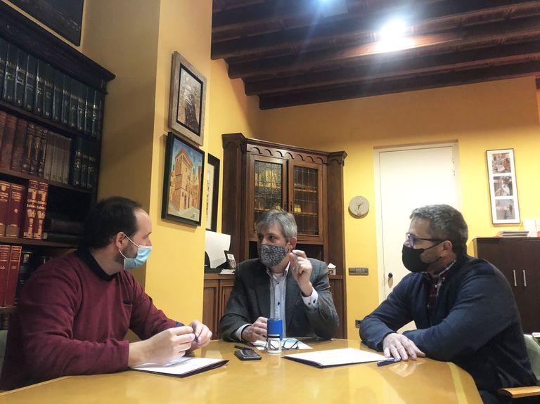 Solsona col·labora amb Riner i Odèn per facilitar-los l'ampliació de cobertura de WiMax