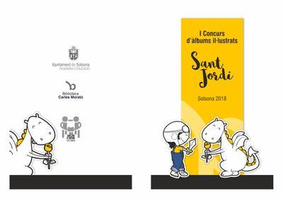 Solsona convoca el primer Concurs d'àlbums il·lustrats, adreçat a famílies, infants i joves
