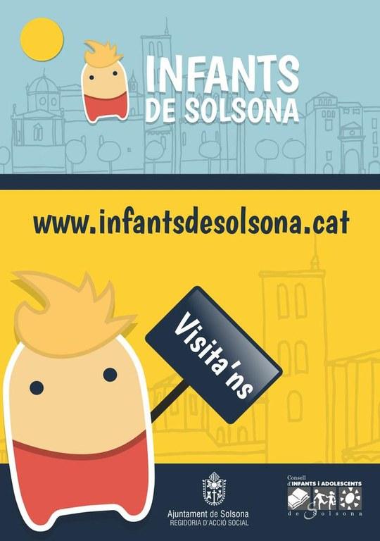 Solsona estrena el nou web dels infants amb el tret de sortida d'un concurs d'enigmes fotogràfics
