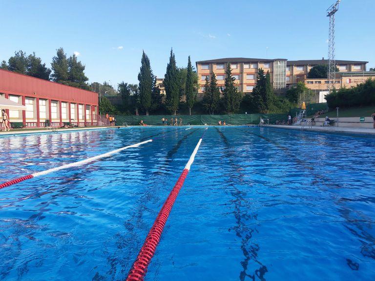 Solsona facilita l'accés a les piscines municipals durant l'onada de calor