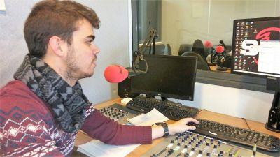 Jordi Casals serà el redactor de l'emissora solsonina