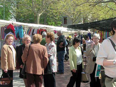 Solsona manté el mercat aquest divendres, que també és un festiu d'obertura comercial autoritzada