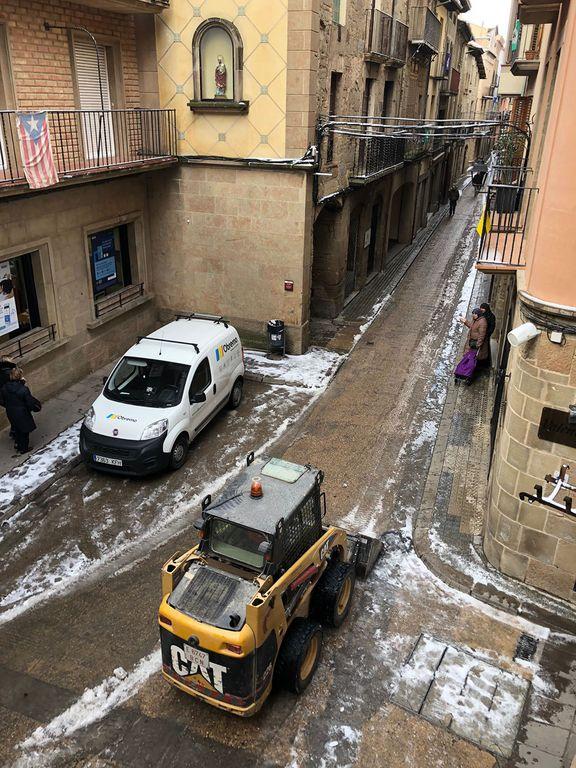 Solsona manté el Pla de protecció civil municipal en alerta