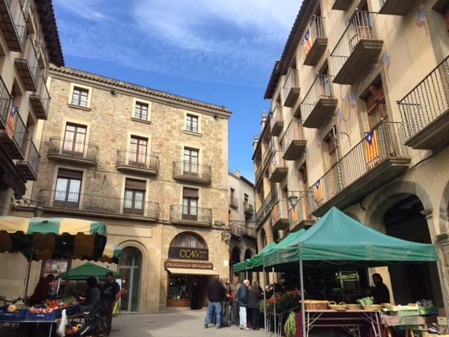 Solsona mantindrà el mercat del divendres 8 de desembre tot i ser festiu