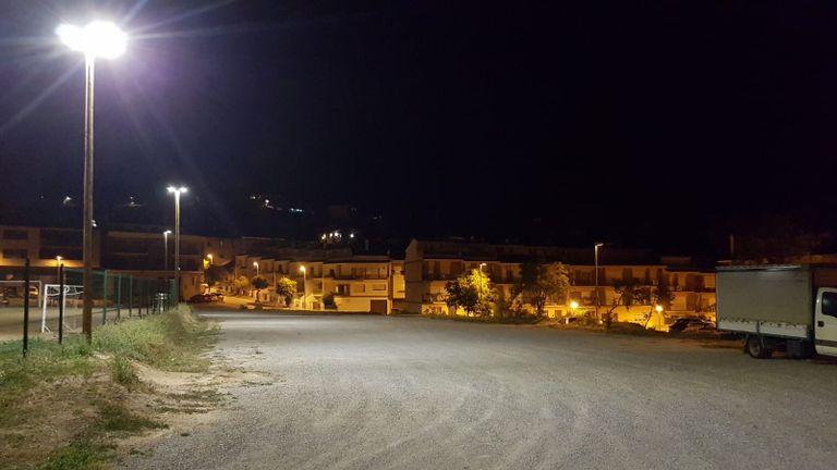 Solsona millora l'enllumenat del Camp del Serra, una de les prioritats del pressupost participatiu