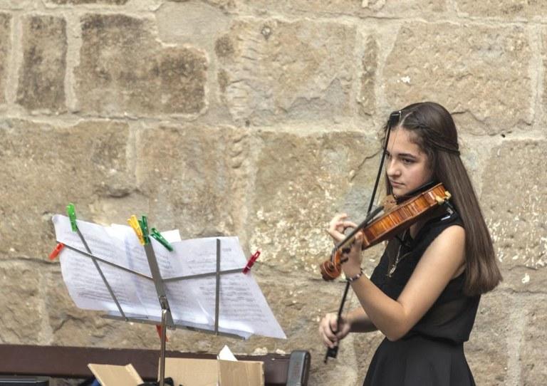 Solsona organitza el dia 29 el primer Festival de Músics de Carrer per dinamitzar els principals eixos comercials