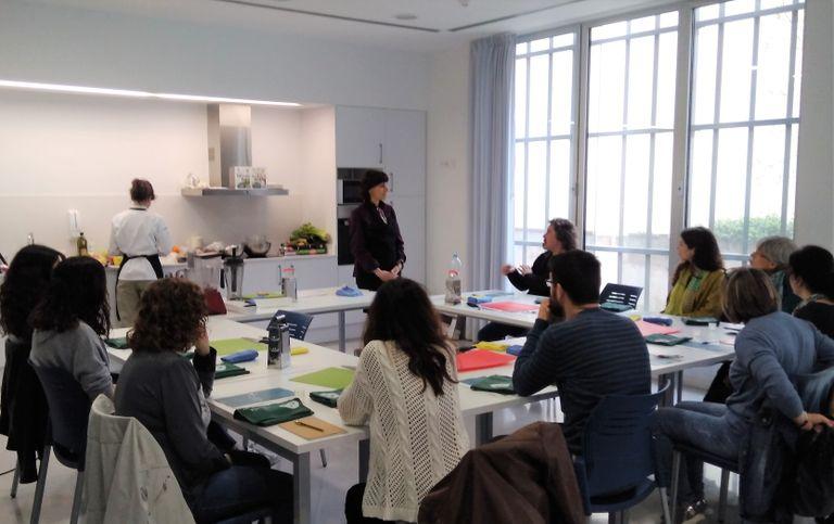 Solsona organitza un taller de cuina de tardor que vincula l'alimentació al benestar