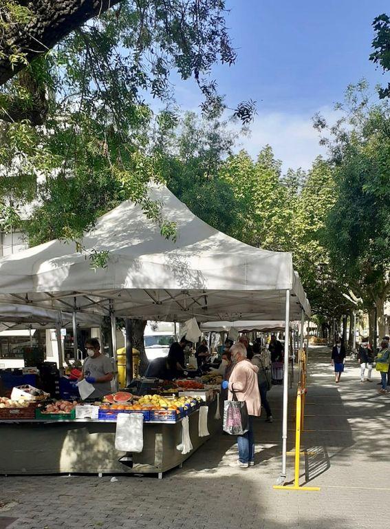 Solsona quadruplica la superfície del mercat setmanal per poder acollir totes les parades