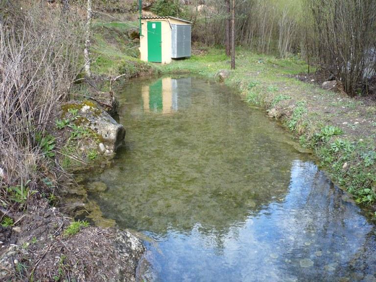 Solsona realitza una de les obres de més envergadura en la xarxa d'abastament d'aigua dels darrers anys