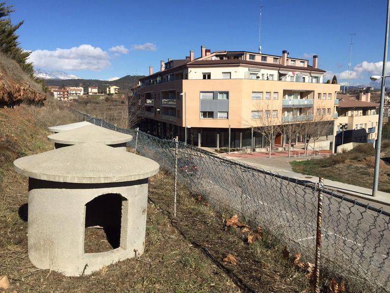 Solsona realitza una prova pilot al carrer d'Antoni Gaudí per controlar la població de gats de carrer