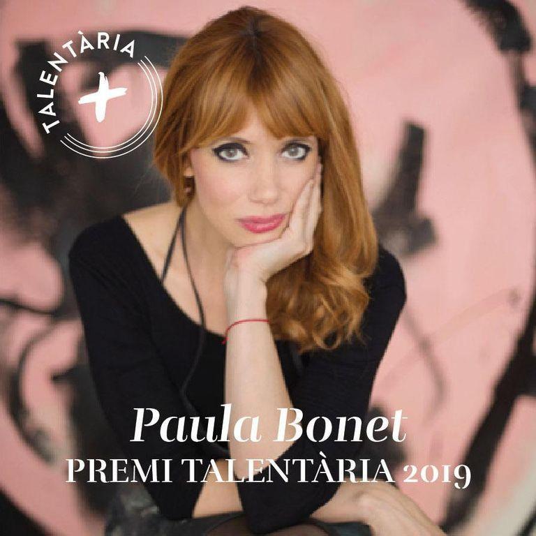 Solsona reconeix la il·lustradora i escriptora Paula Bonet amb el primer Premi Talentària