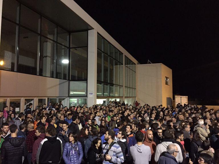 Solsona recull fotos de la ciutadania de l'1-O a tota la comarca per a una exposició