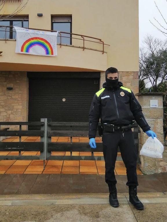 Solsona recull més de 2.600 mascaretes casolanes i procedents de donacions en dos dies