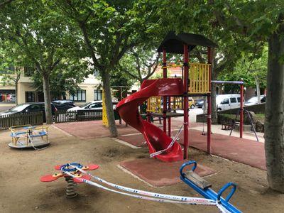 Solsona reobre aquest dissabte els parcs infantils amb limitacions d'ocupació