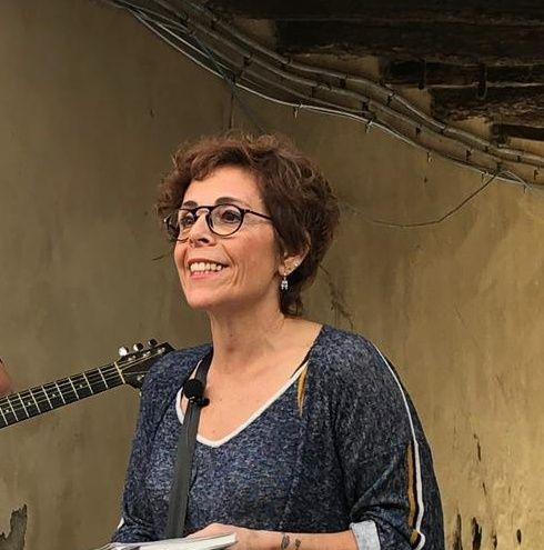 Teresa Ibars presenta a la biblioteca solsonina la reeixida novel·la 'Atles de l'oblit'