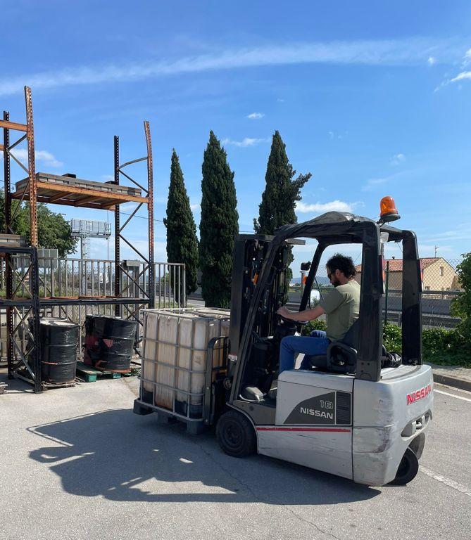 Una quinzena de persones es formen amb l'Agència de Solsona i Cardona per treballar en el sector de la logística