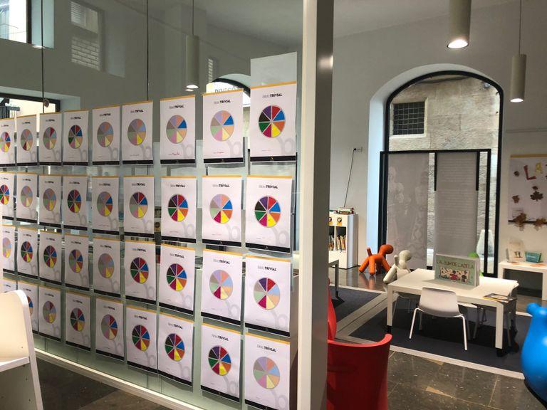 """Una setantena d'infants solsonins participen al """"Bibliotrivial"""""""